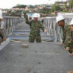Los ingenieros militares, importantes en la seguridad de la nación